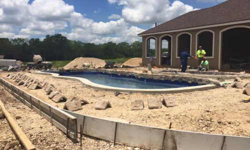pool deck - swimming pool builders in san marcos