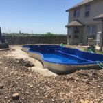pool installation - san antonio pool builders