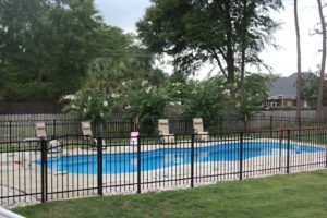 pool fence - pool company in fredericksburg