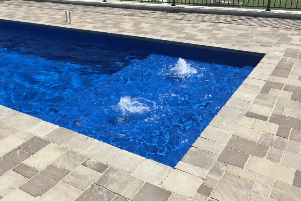 water feature - swimming pool contractor in san antonio